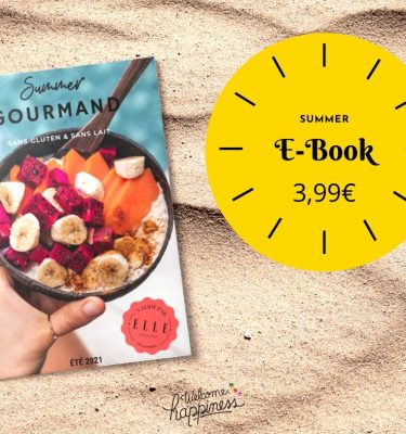 e book recette été welcome happiness laetitia cauriand